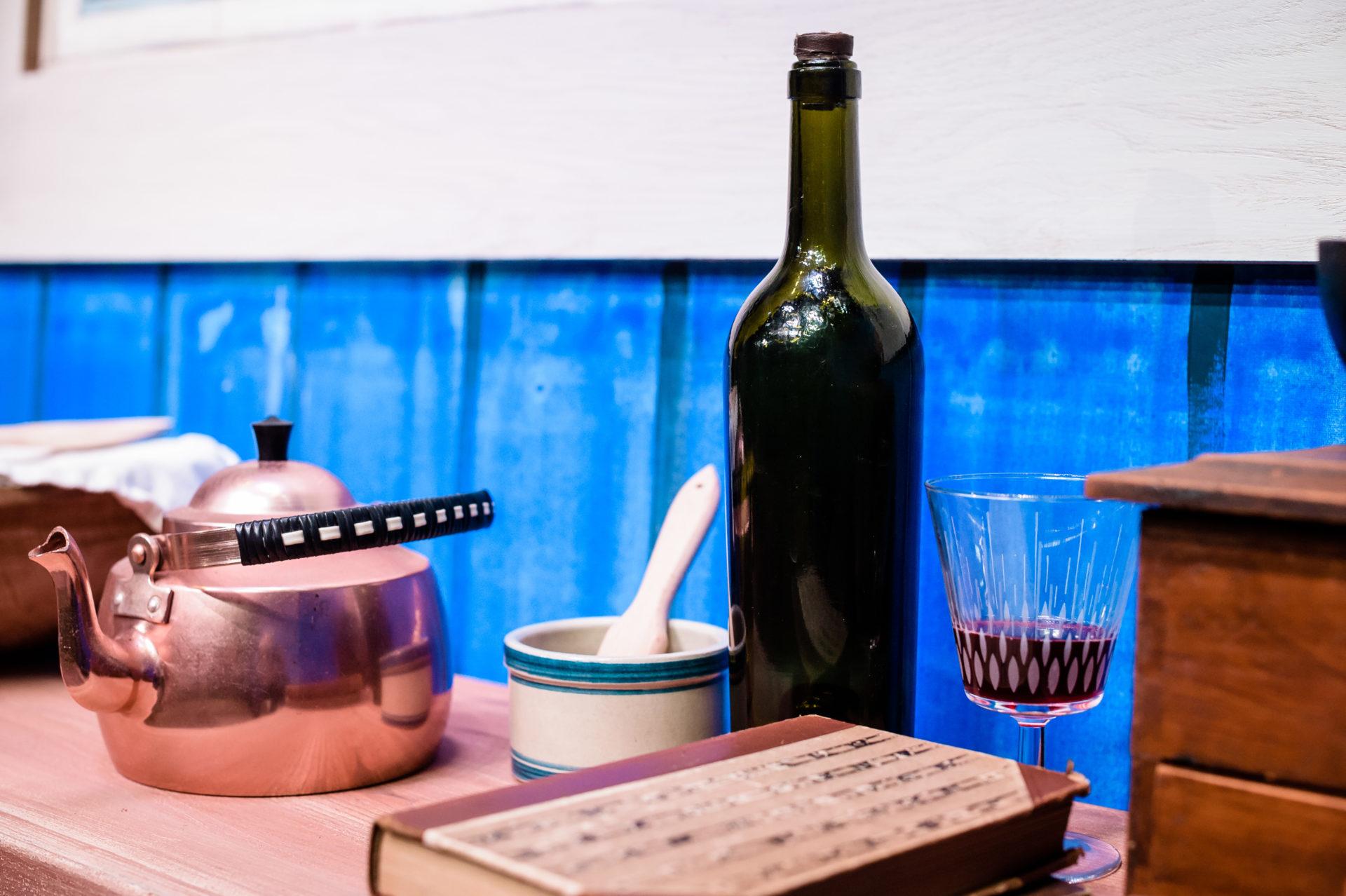 Bilde av kjøkken ting
