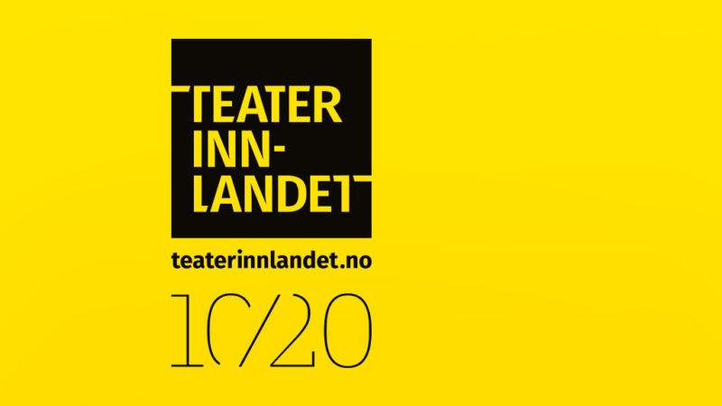 Teater Innlandets nye logo
