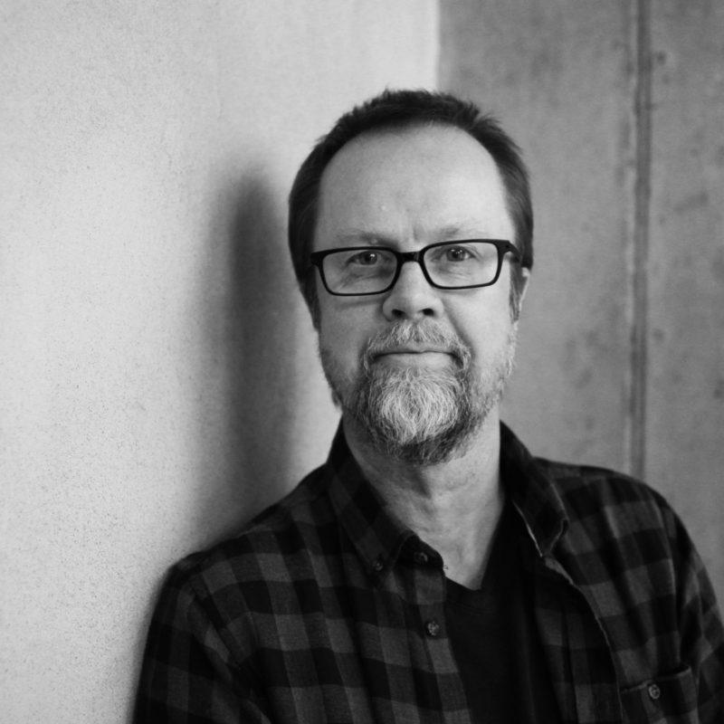 Portrett av Arne Kambestad
