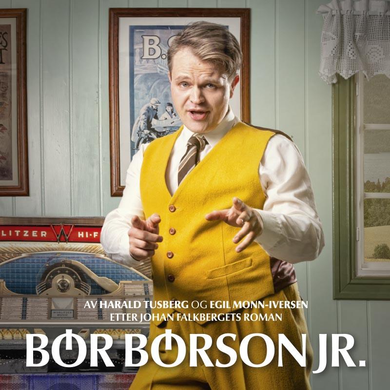 Bør Børson Jr. plakat