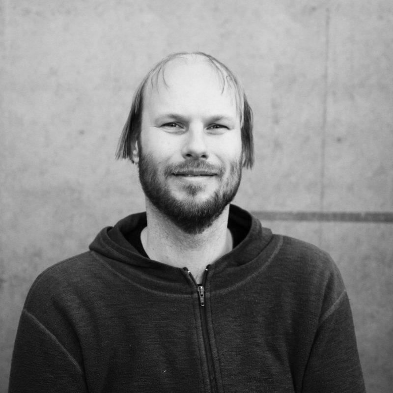 Portrett av Jørgen Skjulstad