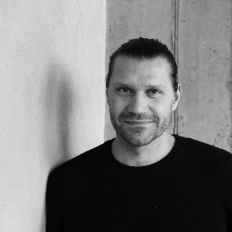 Portrett av Morten Kjerstad