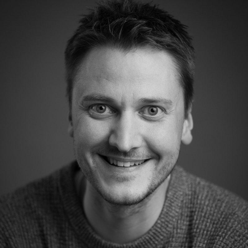 Portrett av Morten Strypet