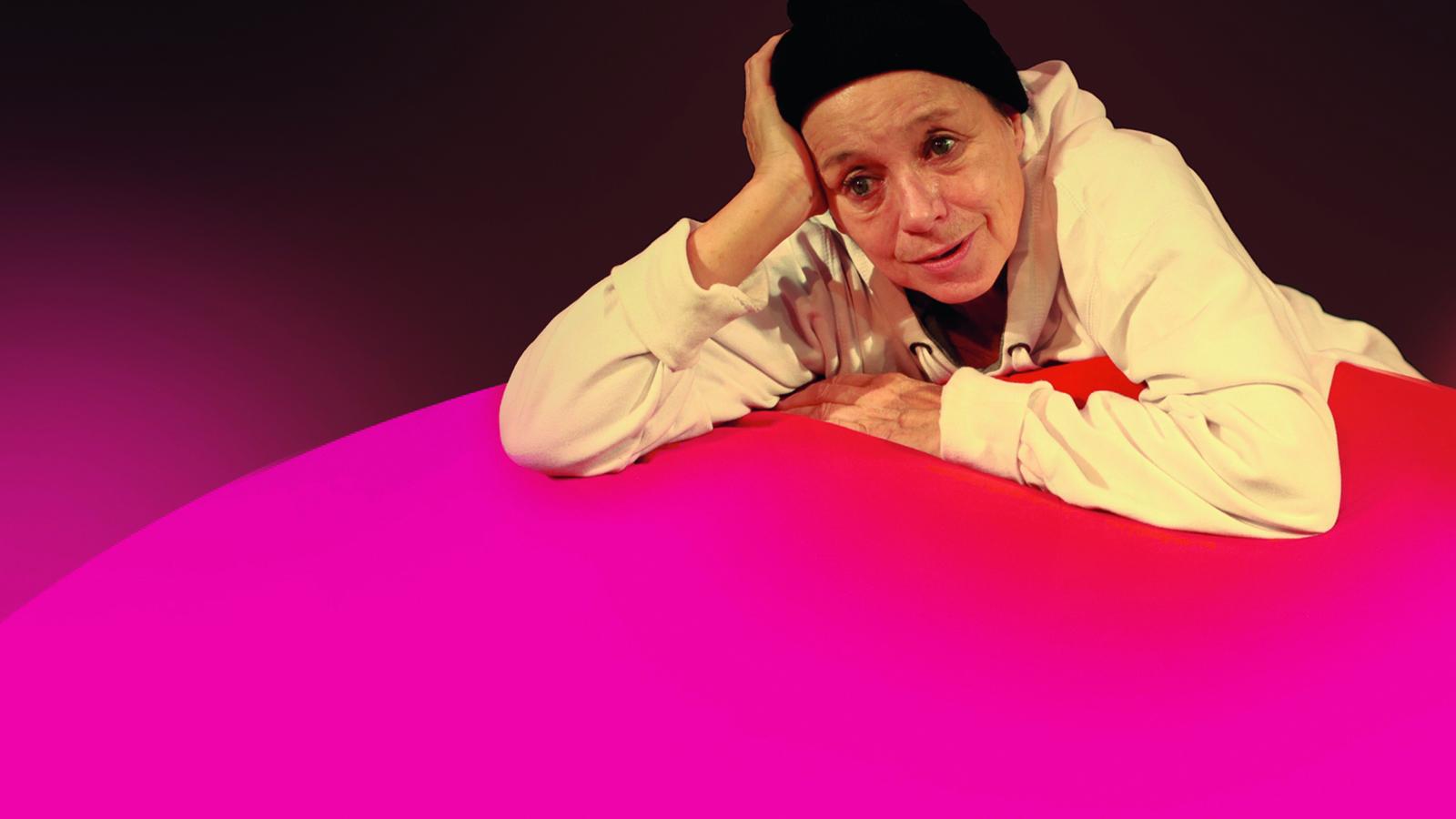 oscar og den rosa damen
