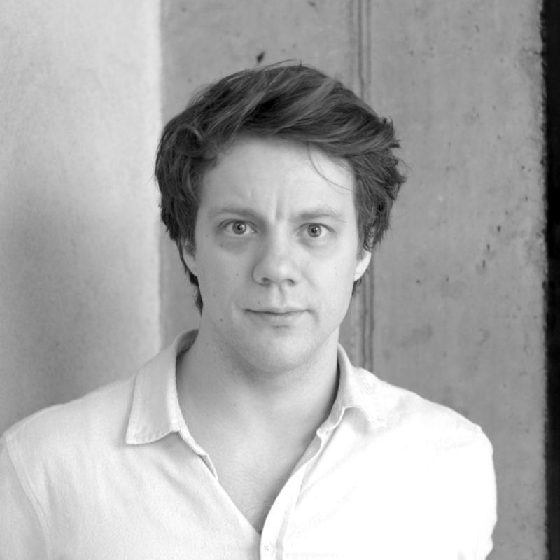 Portrett av Espen Mauno