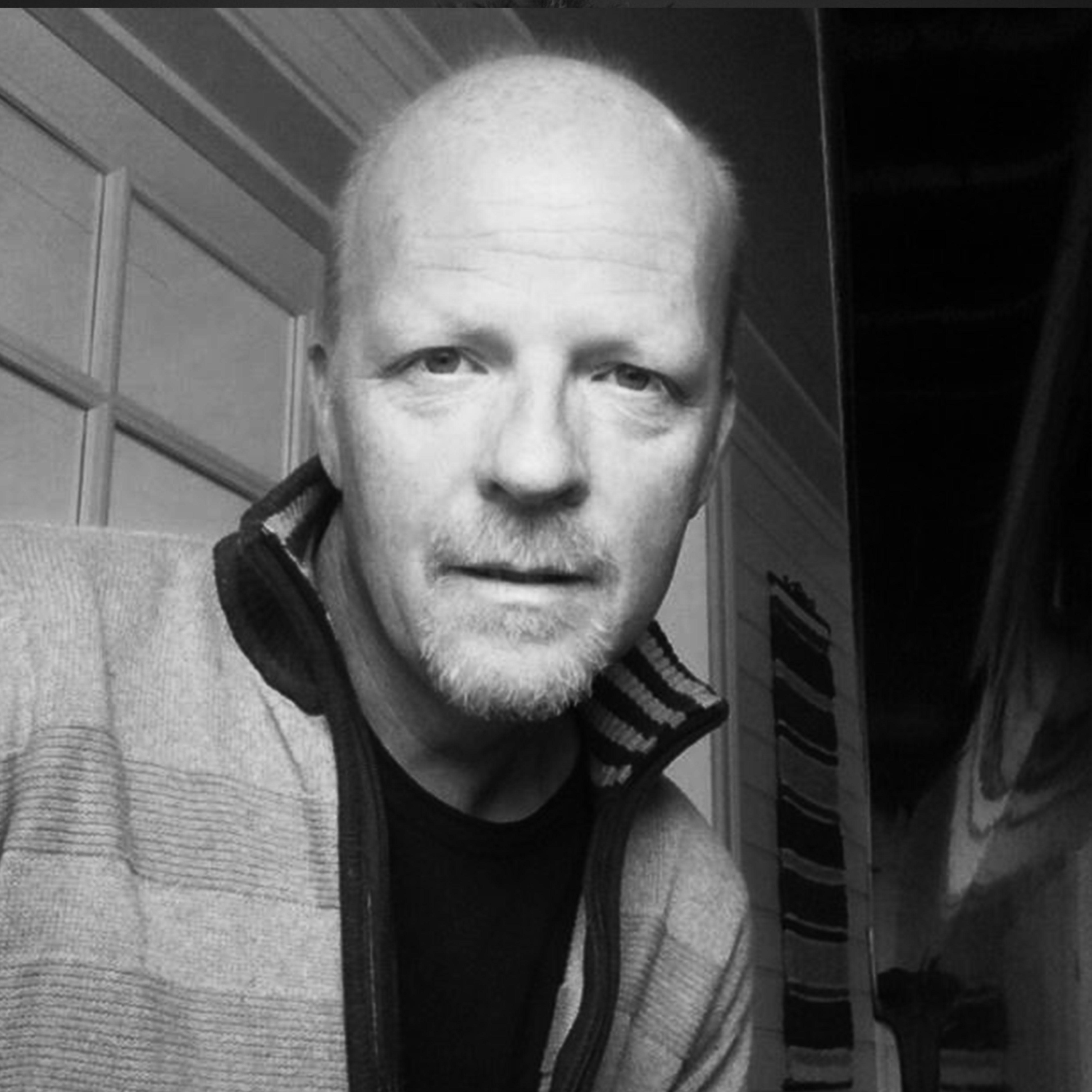 Portrett av Ronny Ødegaard