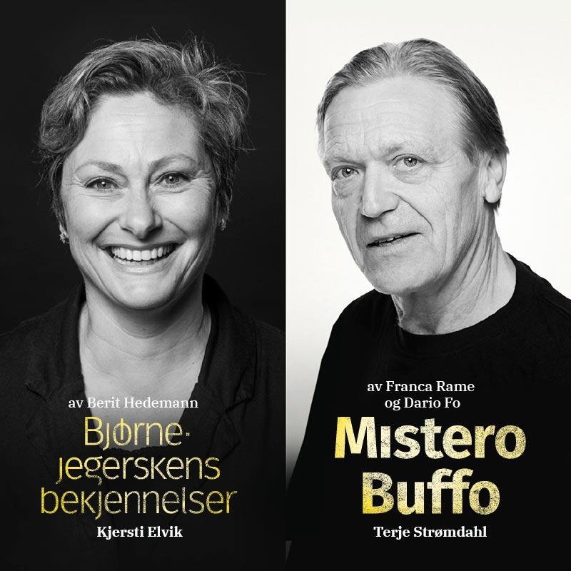 Kjersti Elvik og Terje Stræmdahl