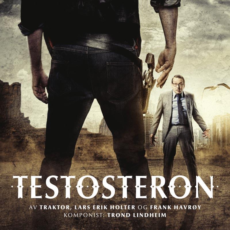 Testosteron plakat