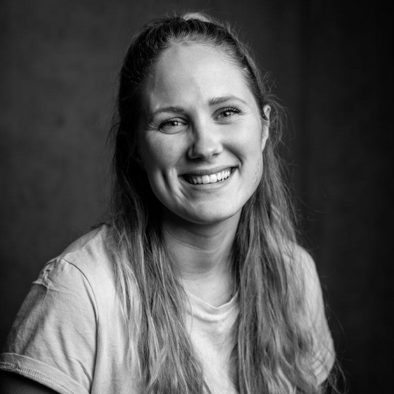 Portrett av Amanda Hedvig Strand
