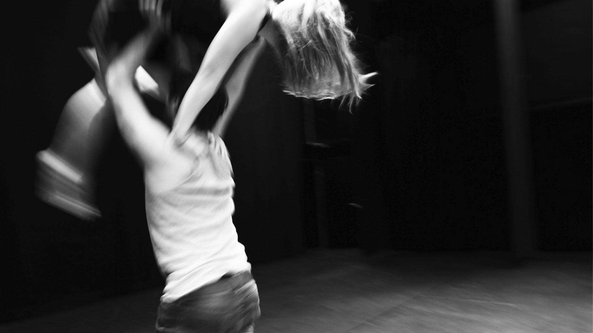 To personer danser