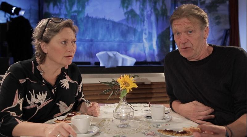 Kjersti og Terje på turné